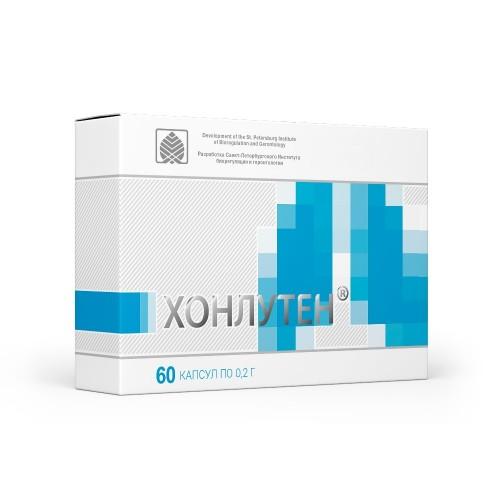 Хонлутен – пептиды легких (60)