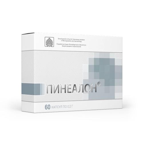 Пинеалон – пептиды мозга (60)