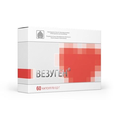 Везуген - пептиды сосудов (60)